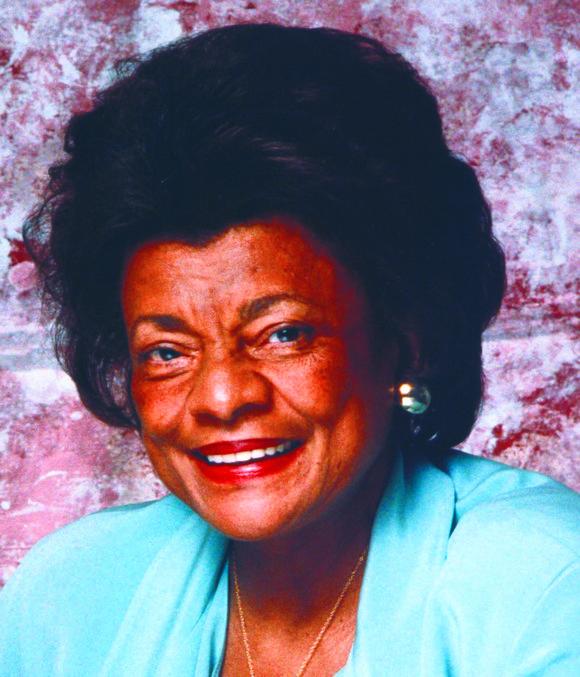 Ernesta G. Procope, chairman of E.G. Bowman Company, a Manhattan insurance brokerage, received the 2014 A.G. Gaston Lifetime Achievement Award ...