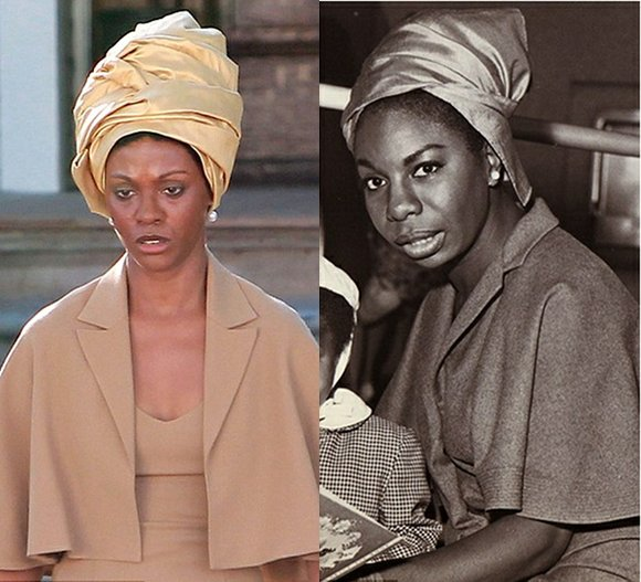 Accomplished director Cynthia Mort has filed a lawsuit against the producers of the new Nina Simone biopic after being cut ...