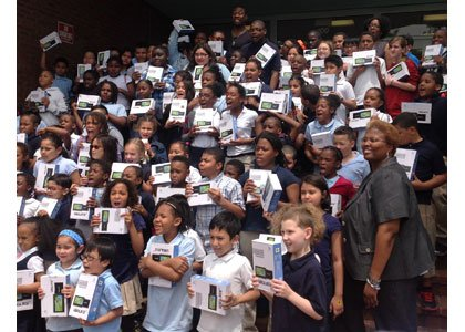 Three hundred-ten students who attend Margaret Brent Elementary/Deer Park Park Middle School have made the grade to be students of ...