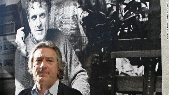 """Robert De Niro says it was his """"responsibility"""" to make a documentary about his father, artist Robert De Niro Sr., ..."""