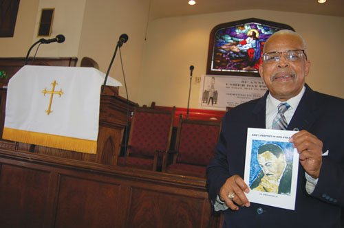 Rev. Dr. LeRoy Haynes Jr. of Portland's Allen Temple CME Church pens a book on Dr. Rev. Martin Luther King Jr., exploring his embrace of non-violent activism and how those tactics can relate to today's injustices.