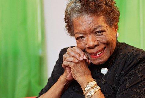 Maya Angelou dating