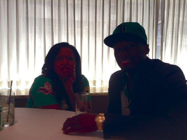Emmy-nominated executive producer Courtney Kemp Agboh and executive producer Curtis '50 Cent' Jackson