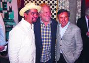 Chefs Sanchez, Waxman, Boulud