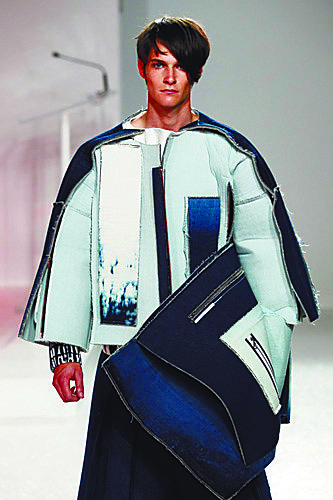 Parsons The New School of Design honored designers Jason Wu and Hugo Boss on May 21 at their 2014 Parsond ...