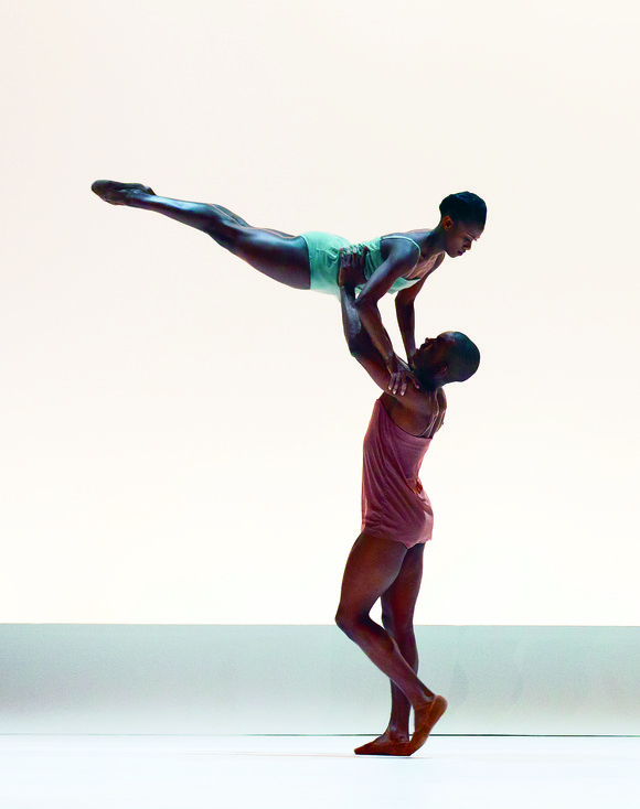 Highlighting the June calendar with three weeks of dance are Ronald K. Brown's Evidence June 3-8 at the Joyce Theater ...