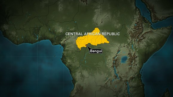 Thousands of angry protesters poured into the streets of the Central African Republic's capital Friday. The target of their rage? ...
