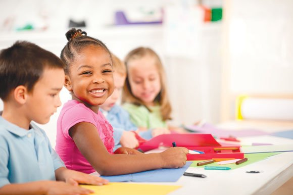 A teacher's state of mind may be key to preschoolers' behavior, a new study finds.
