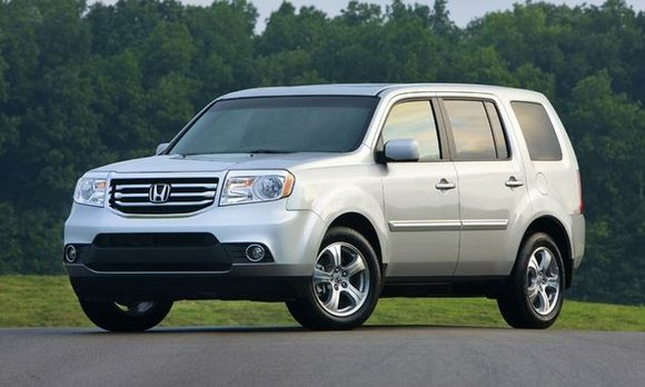 Honda is spicing up its 2015 Pilot line by adding a model between the EX and EX-L trim levels. The ...