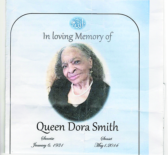 A legion of admirers, friends and relatives paid their respects during the going home services conducted for Sister Dora Smith