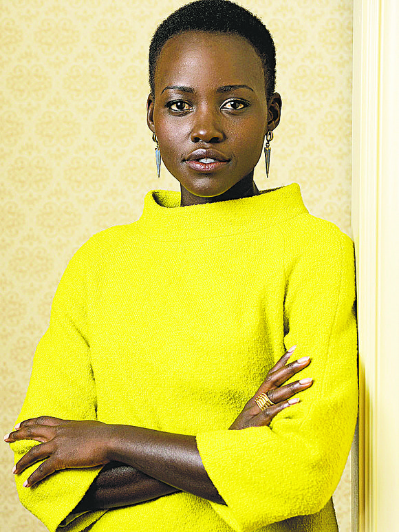 "Oscar winning actress Lupita Nyong'o has signed on to be a cast member in ""Star Wars: Episode VII."""