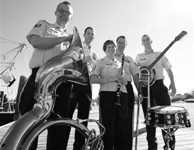 Enjoy a concert given by the United States Air Force Heritage Ramblers Dixie Ensemble of the USAF Heritage of America ...