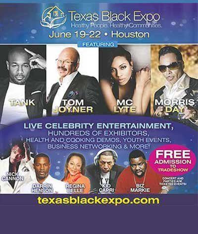 Annually Houstonians look forward to getting their groove on at the Texas Black Expo at the Old School Hip Hop ...