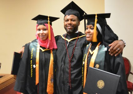 As Baltimore City Community College rolled out the red carpet for its 65th Commencement on Saturday, June 7, 2014, Jennah ...