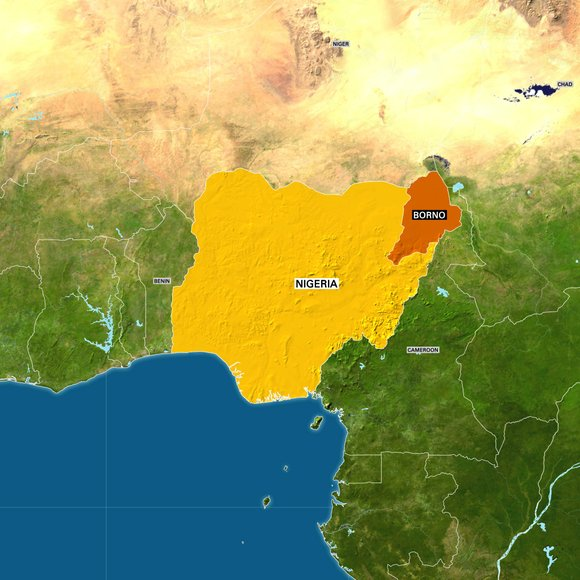 Nearly 20 suspected Boko Haram gunmen opened fire on market vendors in Nigeria, killing 15 people in Borno state, witnesses ...