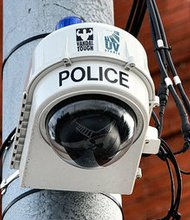 The village of Plainfield will use drug forfeiture money to purchase nine surveillance cameras for downtown and area parks.