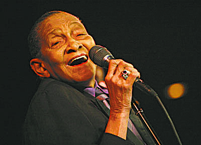 "He was called ""Little Jimmy Scott,"" but his heart was that of a giant."