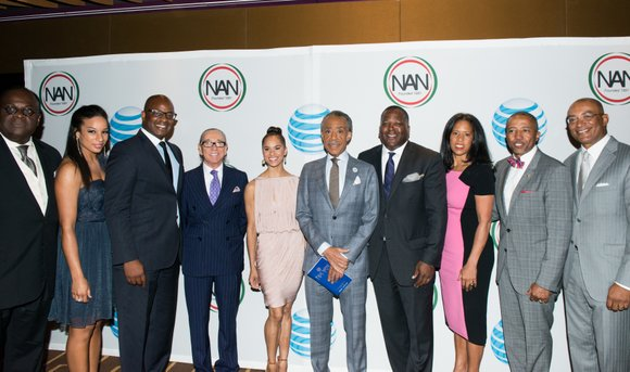 The National Action Network and the Rev. Al Sharpton hosted the fifth annual Triumph Awards on June 2 at Jazz ...