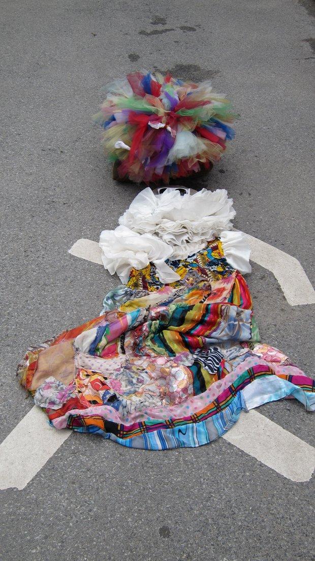 Headley's wardrobe
