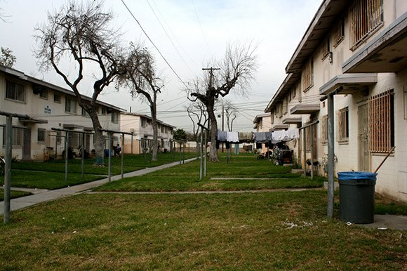 Before the Housing Authority of the city of Los Angeles can begin its long overdue revitalization of the Jordan Downs ...