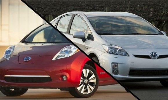Within the span of a month, Toyota Motor Corp. and Nissan Motor Corp. have doubled down on starkly divergent strategies ...