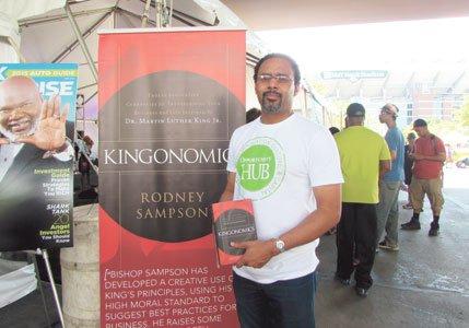 Author Rodney Sampson