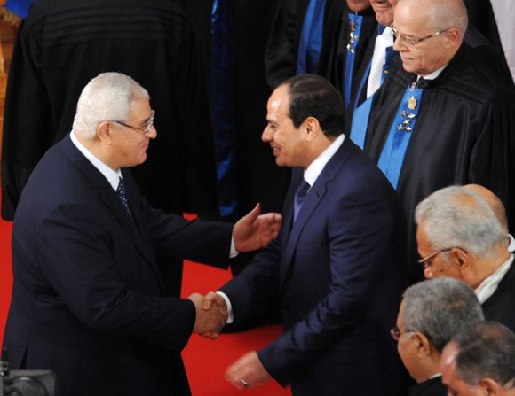 Here is a look at the life of Egyptian president Abdel Fattah el-Sisi.