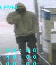 Joliet police have released these surveillance photos of the man who robbed the Walgreens on Cass Street Monday morning.