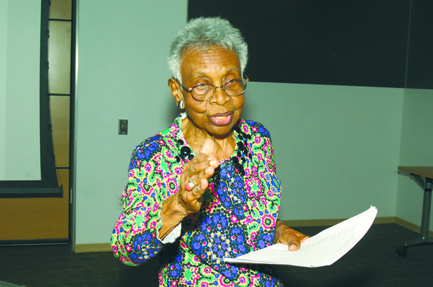 The late Dr. Muriel Petioni
