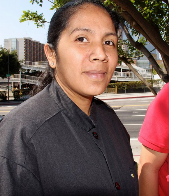 Now, Los Angeles hotel workers might be outdoing them all with the country's highest minimum wage: $15.37 an hour, thanks ...