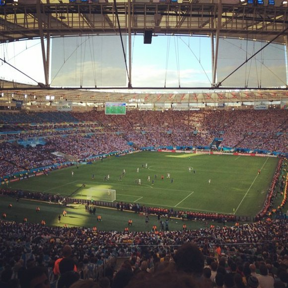 On Facebook, Sunday's final between Germany and Argentina alone spurred 280 million interactions by 88 million people, according to the ...