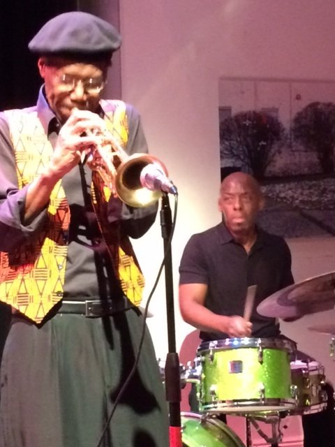 New York City jazz fans know it's summer when they notice the birds flapping their wings over Harlem, grooving to ...