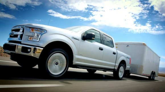 Ford's new 2.7-liter twin-turbocharged V6 EcoBoost engine will make 325 hp and 375 lb-ft of torque when it debuts in ...