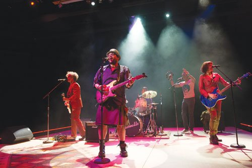 """Our 'Opinionated Judge' reviews Oregon Shakespeare Festival's premier production of """"Family Album,"""" a rock musical that tackles the struggles for ..."""