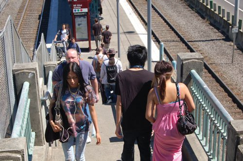 Commuters rely on public transit in growing numbers as the Portland metro area's population continues to climb.  While the regional government Metro and other local jurisdictions now expect another 400,000 people to move here in the next 20 years, they don't have any forecasts on what that means specifically for communities of color already impacted by gentrification, low employment and other factors.