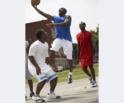 Ball Up is giving local basketball players throughout the Baltimore area the chance to go pro during the 2014 Ball ...