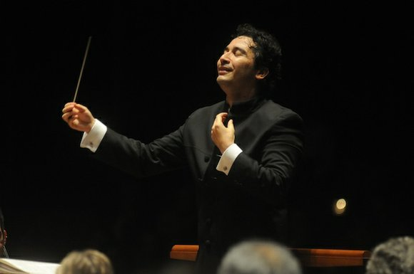 Houston Symphony Music Director Andrés Orozco-Estrada will lead the orchestra, the Houston Symphony Chorus and vocal soloists on March 20-22 ...