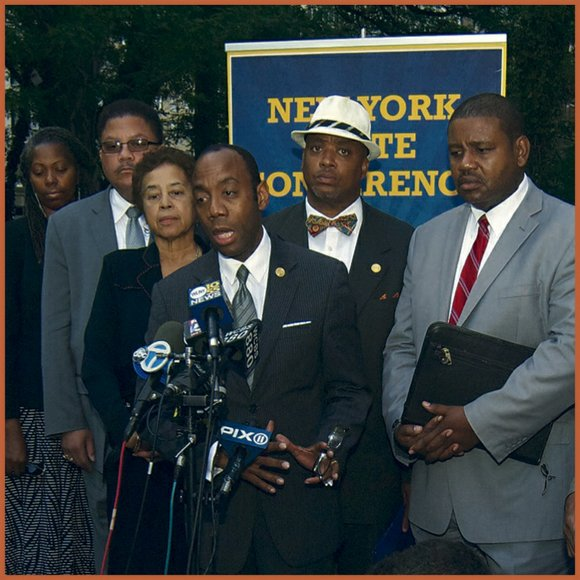 NAACP chapter presidents and officers, representing more than 6,500 members, met with representatives of the New York City Police Department ...