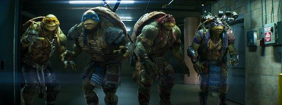 When it hits theaters next summer, Teenage Mutant Ninja Turtles 2, also known as Teenage Mutant Ninja Turtles: Half Shell, ...