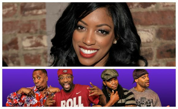 "According to NewsOne, ""Real Housewives of Atlanta"" cast member, Porsha Williams is now officially the newest member of the ""Dish ..."