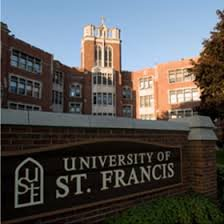 The University of St. Francis (USF) will receive an award from the Department of Health and Human Services in the ...