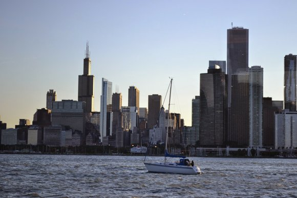 The Chicago skyline tours offer the perfect backdrop to watch the Blue Angels and Golden Knights, or take a Saturday ...