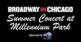The event will feature a variety of performances from shows playing or premiering in Chicago this year.