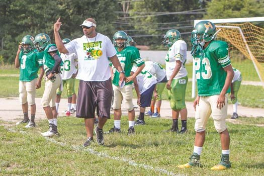 For right now, Huguenot ranks among the most difficult coaching jobs in Virginia, while construction crews put finishing touches on ...