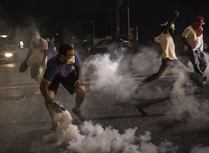The chaos in Ferguson has gotten so unruly that Missouri Gov. Jay Nixon signed an executive order deploying National Guard ...