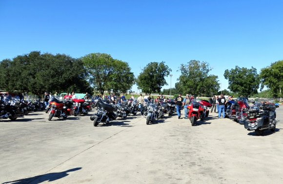 The Memorial Hermann Prevention and Recovery Center (PaRC) hosts its 9th Annual Ride for Recovery, a 100-mile motorcycle ride, to ...