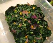Mixed Green Saute