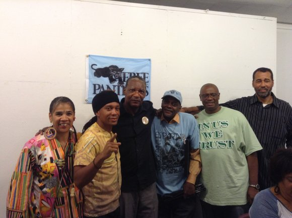 Packed to capacity was the event at Martin Luther King Jr. Labor Center of 1199 SEIU, Friday, Aug. 15, 2014, ...