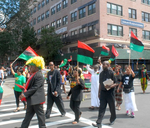 Founded by Marcus Mosiah Garvey in 1914, the Universal Negro Improvement Association (UNIA) celebrates 100 years of supporting and proclaiming ...