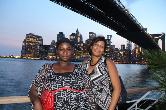 """Thursday, Aug. 7, Harlem Congregations for Community Improvement held its 10th """"Jamboree!: A Soulful Extravaganza on the Hudson"""" at Chelsea ..."""